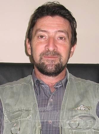 Dušan Jovanović úr, a VB szervezőbizottságának elnöke