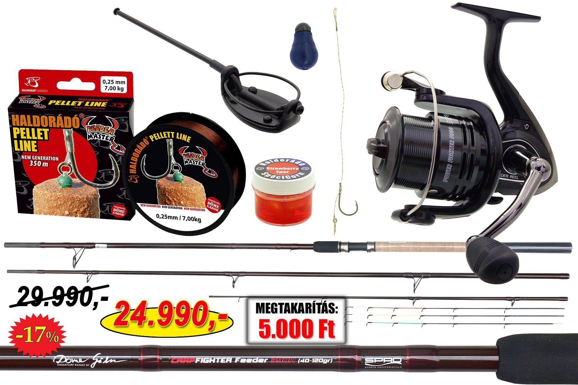 Ezt a felszerelést úgy terveztük meg, hogy minden kompakt részével a pontyos method feeder horgászatot segítse