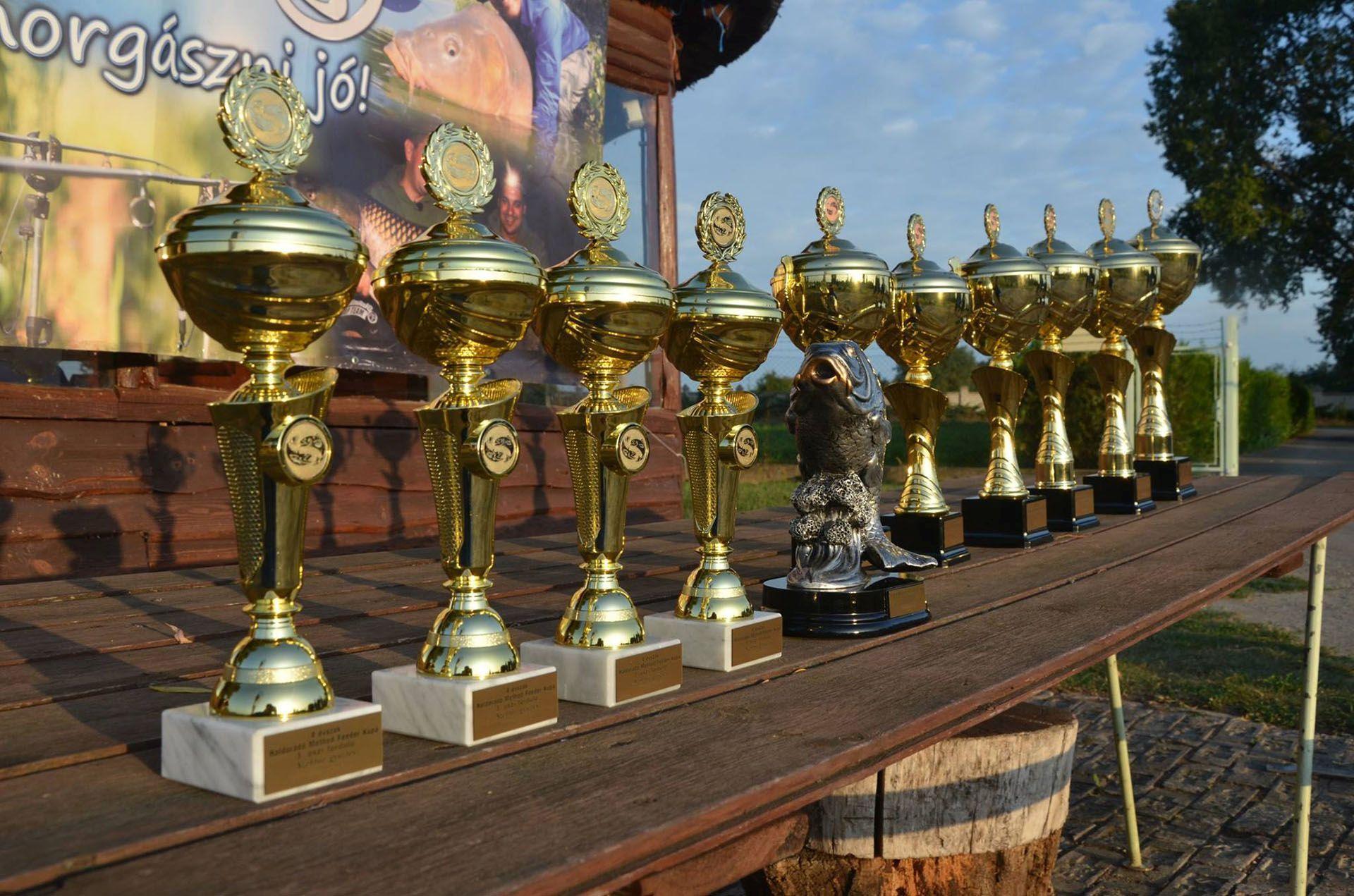 A harmadik forduló díjai