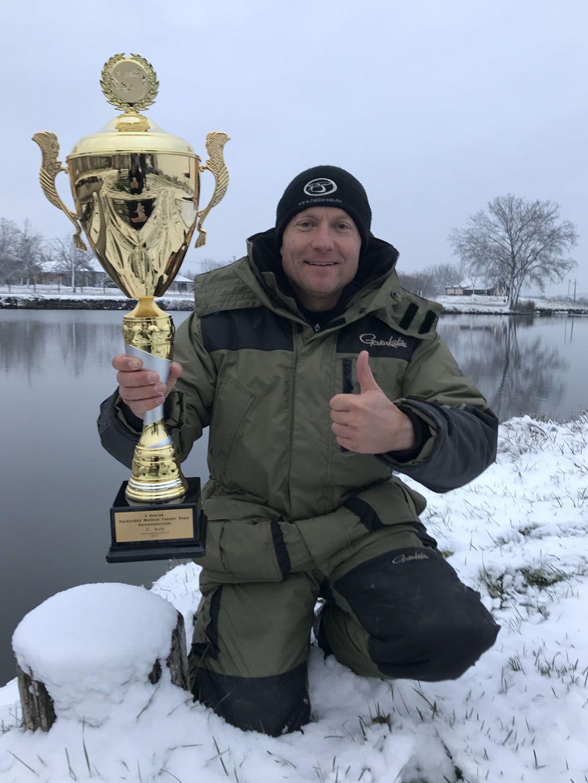 A 4 évszak Haldorádó Method Feeder Kupa versenysorozat Bajnoka 2017-ben Döme Gábor lett