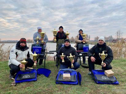 4 évszak Haldorádó Method Feeder Kupa 2018 versenysorozat összegzés