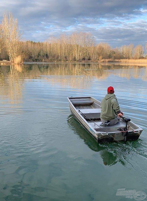 Kedvenc horgászvizem, félelmetes méretű, kapitális halak hazája