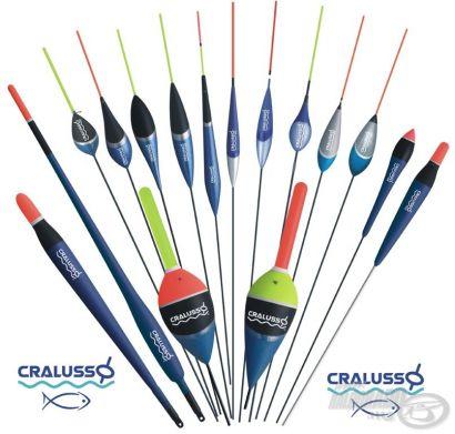 A CRALUSSO 2009. évi újdonságaiMegajándékozzuk egy üvegszál száras balsafa úszóval, amennyiben…