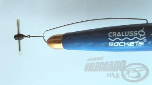 A Rocket megoldás lényege, hogy a vezető sínnek köszönhetően…