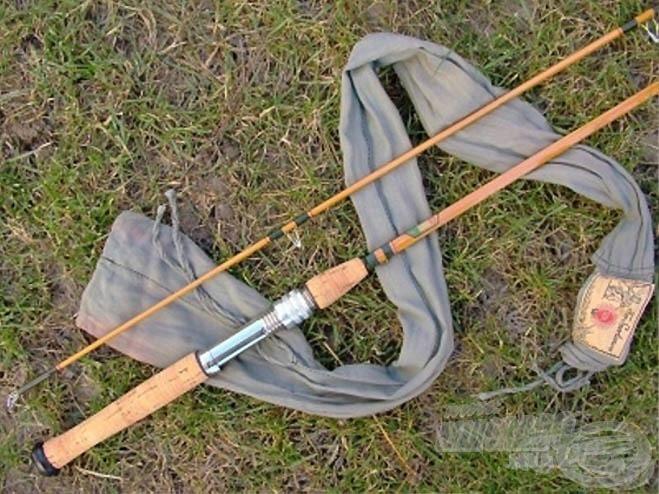 Bambusz horgászbot
