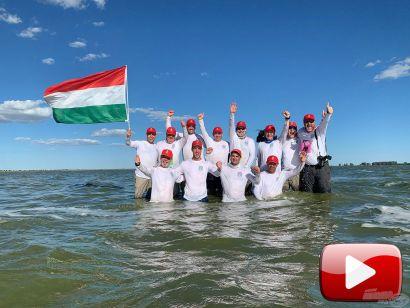 A IX. Feeder Horgász Világbajnokság óriási magyar sikerrel!