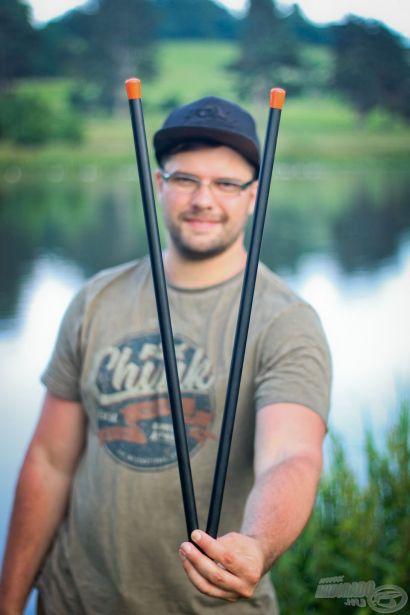 A Marker Sticks használata, avagy hajszálpontos horgászat