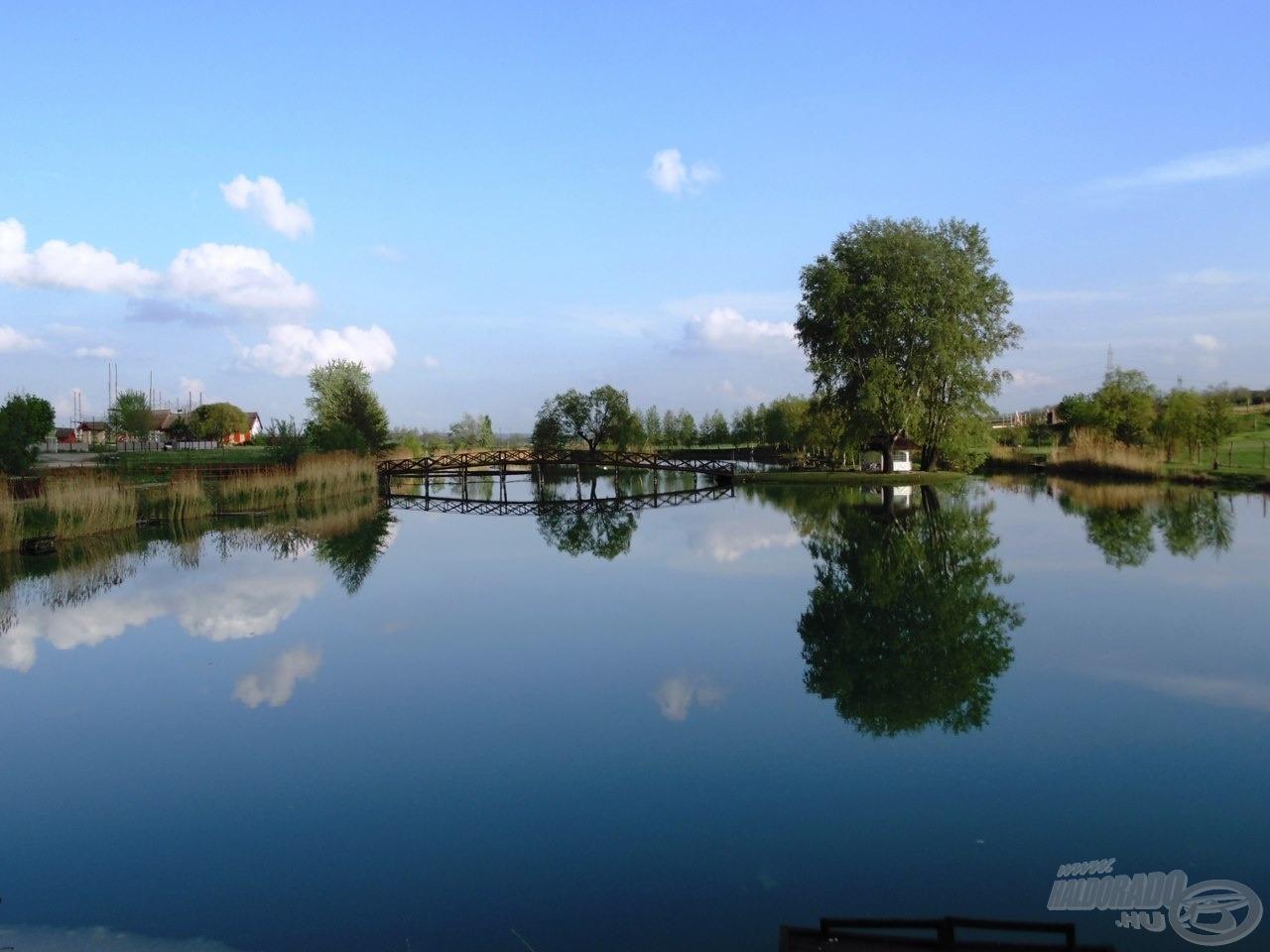 A Tordasi-tóhoz hasonló, kis kiterjedésű és jól halasított tavakon a legeredményesebb ez a módszer