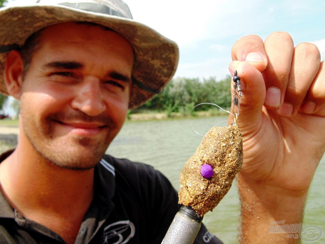 A Carp Berry is ötösre vizsgázott, kifejezetten sok halat adott Vad Szilva puha pontypellettel kombinálva