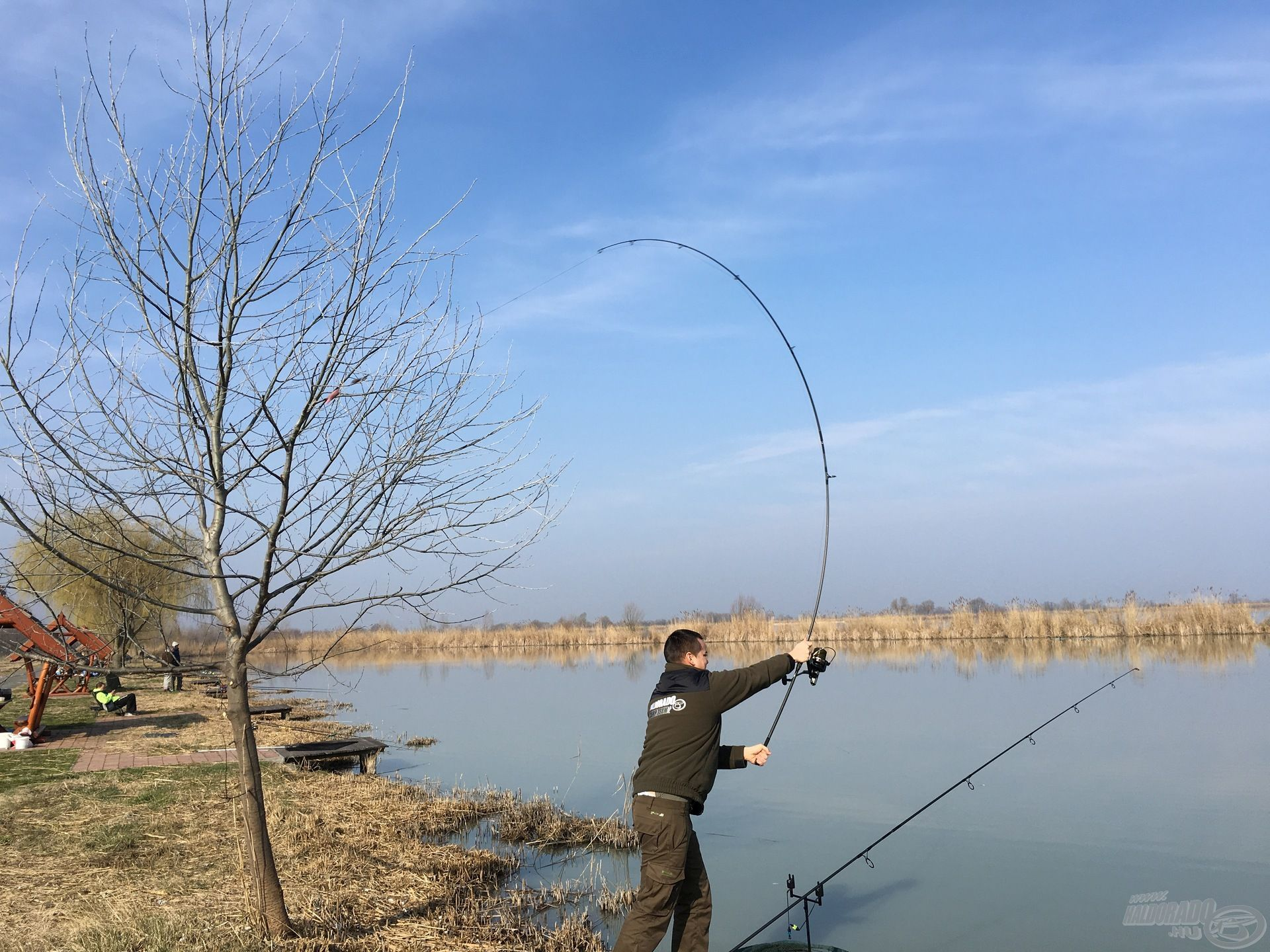 … vagy dobós horgászatról