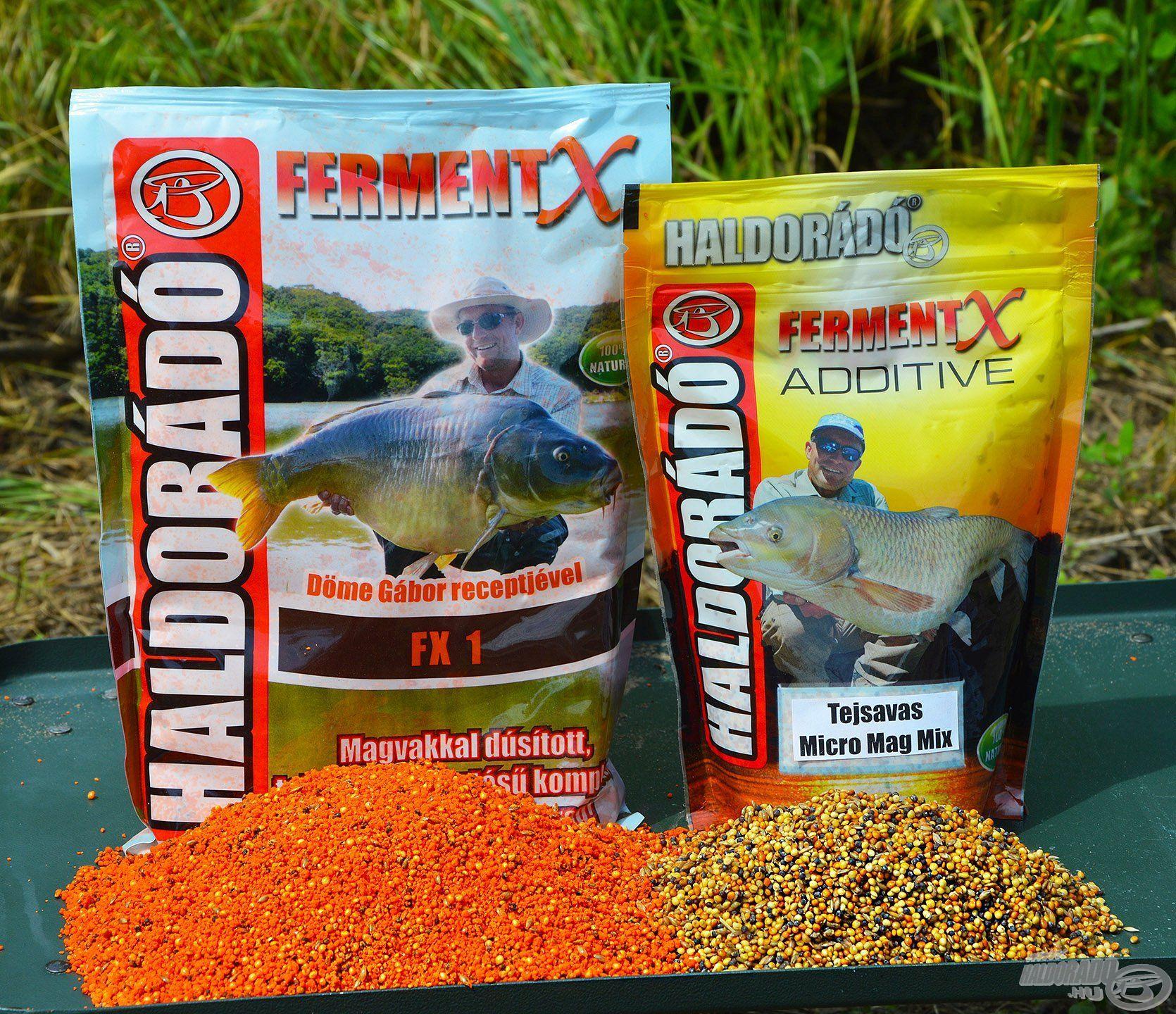 Ha versenykörülmények közt amur a célhal, ezekkel a termékekkel ki lehet tűnni a többi etetőanyag közül!