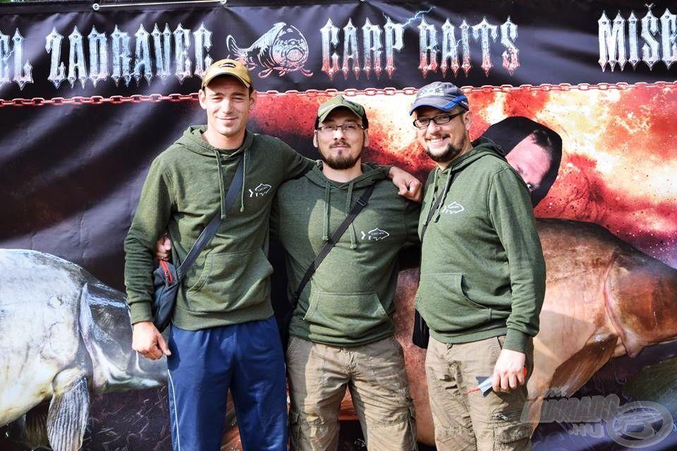 A Las Carp nevezetű csapat
