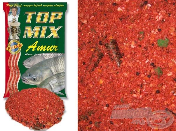 Az Amur Extra Tomato etetőanyag