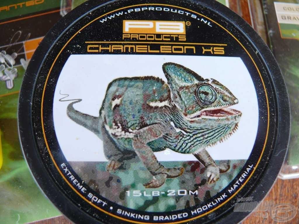 A 15 librás Chameleon ideális a finom kapásokhoz