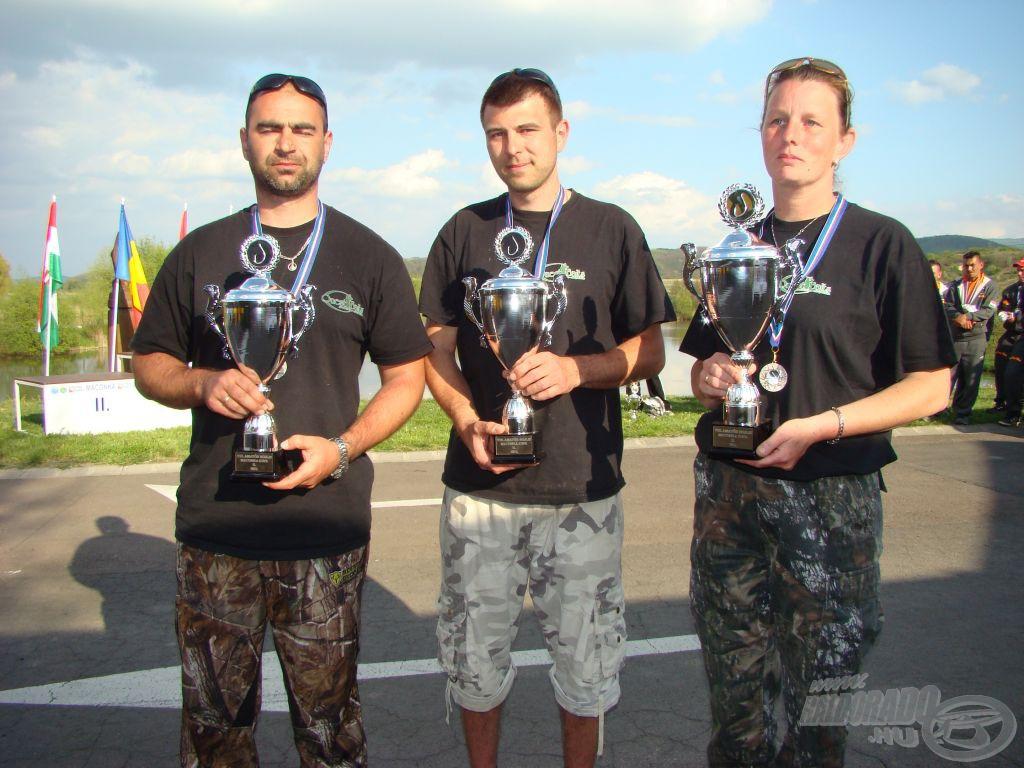Quest Baits Hungary: Nagy csapat, nagy csata a gáton a bajnoki címért, 407 kg, mindez végül szépen csillogó ezüstöt ért