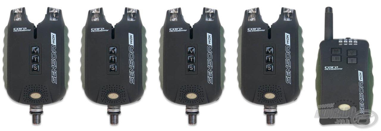 A Sensor WDX vevő rezgő funkciót is tud