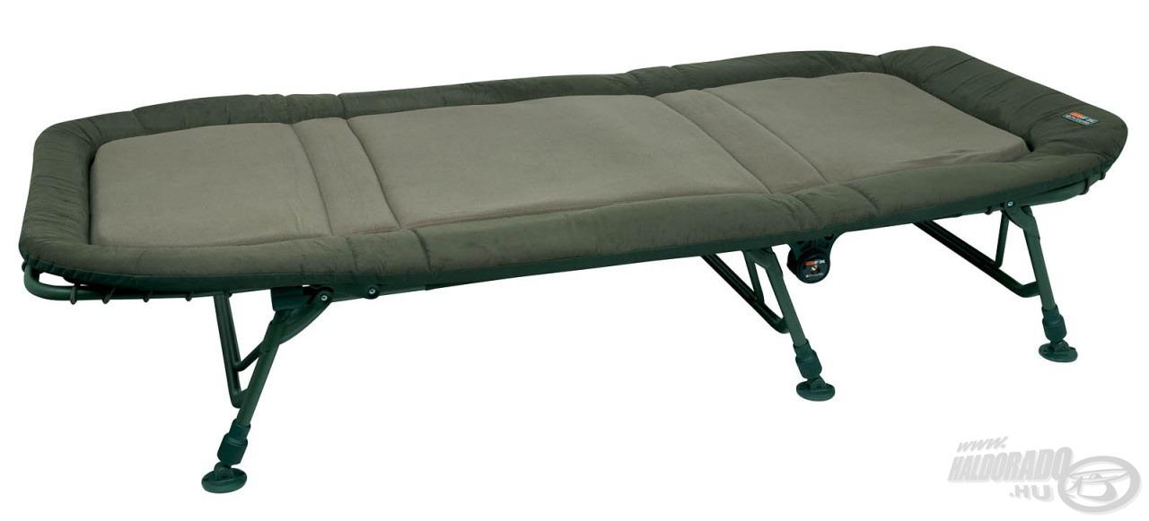 Az ágyak királya, hatalmas és kényelmes!