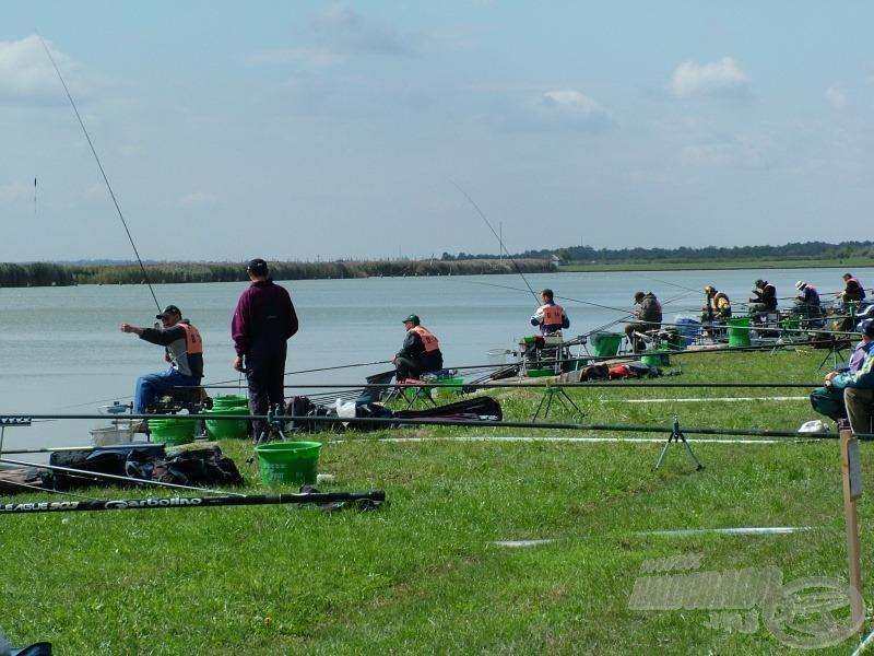 Fishing competition - horgászverseny