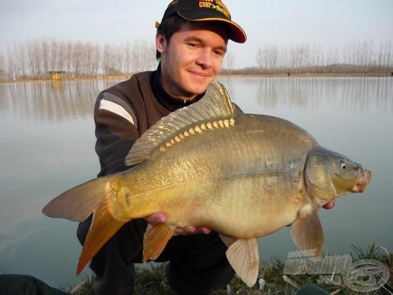 … eredményes horgászatokat mindenkinek!