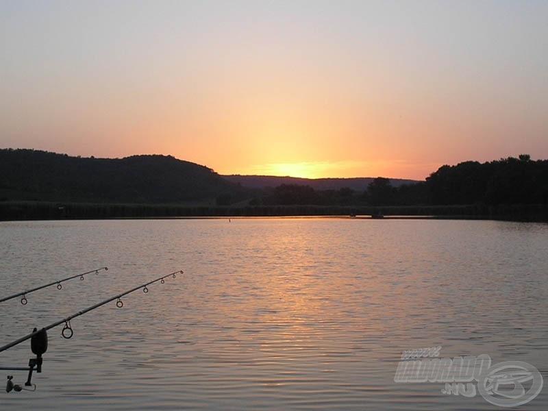 """A július végén megkezdett miszlai horgászatunk is pont """"beleszaladt"""" a legjobbnak kikiáltott időszakba. Hogy őszinte legyek, 4 darab amurral itt még sosem találkoztam egyetlen horgászaton belül, még a korábbi, 1 hetes túrákon se!"""