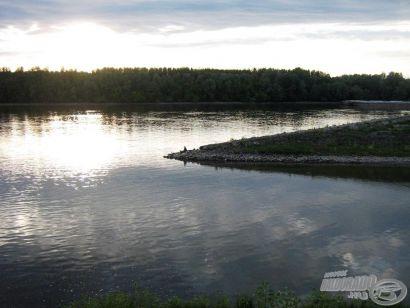 Bajai feederhorgászat, avagy ott, ahol a Duna és a Sugovica találkozik