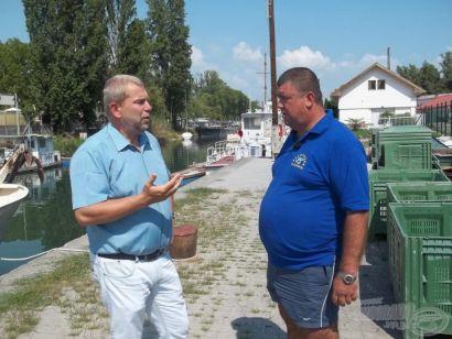 Balatoni aktualitások I. - Interjú Füstös Gáborral, a BHNp Zrt. vezérigazgatójával