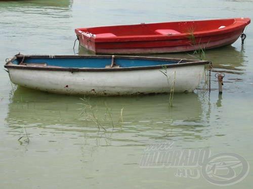A kicsi csónakok hiába kényelmesek szállíthatóság szempontjából - nyílt vízi biztonságos horgászatra tulajdonképpen alkalmatlanok