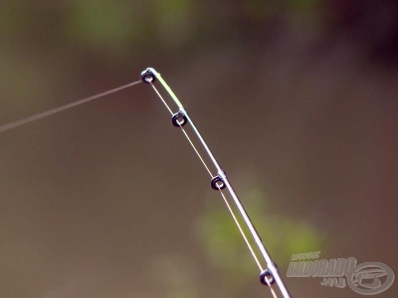 Erősebb rezgőspicces horgászbotot ajánlok