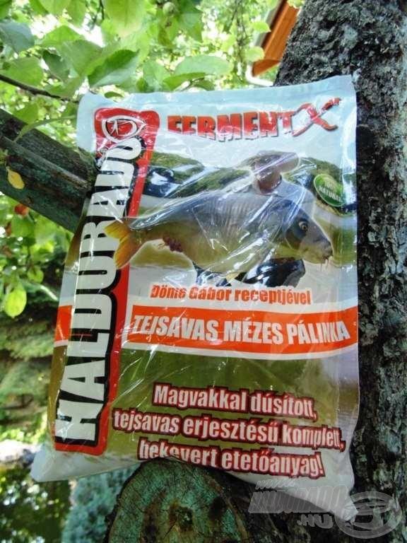 Mézes Pálinka FermentX