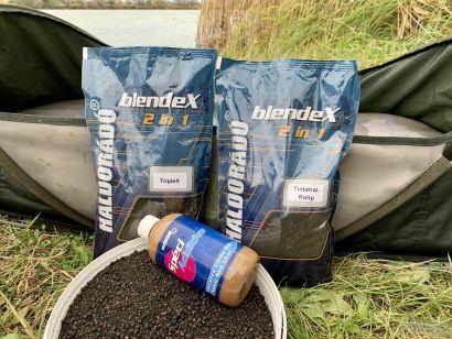 BlendeX tippek