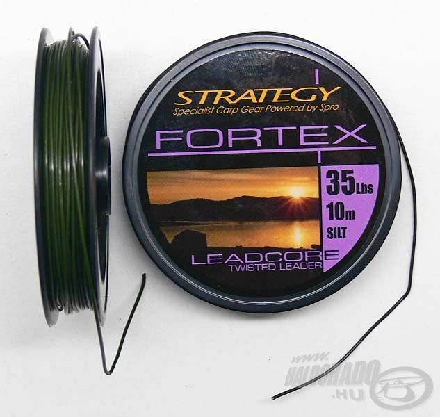 A Strategy Fortex egy új fejezetet nyit a modern pontyhorgászatban! A valaha forgalomban került legszívósabb, legellenállóbb ólombetétes előkezsinór!