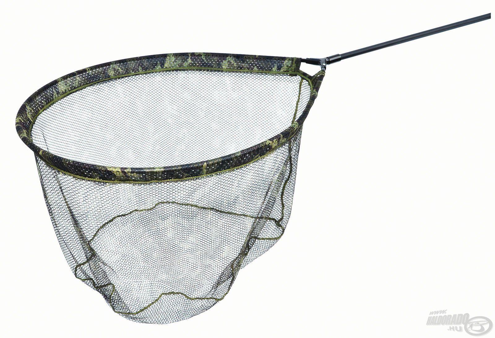 Kifejezetten egyedi, kiváló minőségű darab a merítő fejek között, ezt a típust elsősorban nagyhalas feederhorgászok figyelmébe ajánljuk!