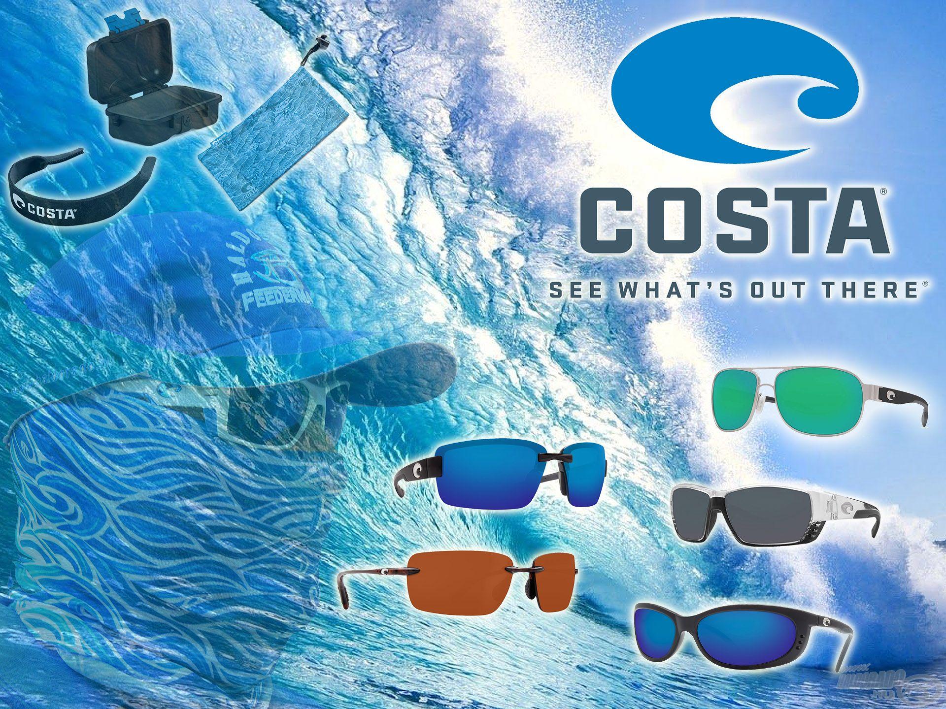 Ismerkedj meg kínálatunk COSTA modelljeivel!