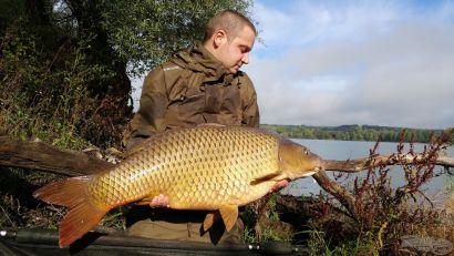 Duplán 20 felett – Gyékényesi álom az őszi horgásztúrán