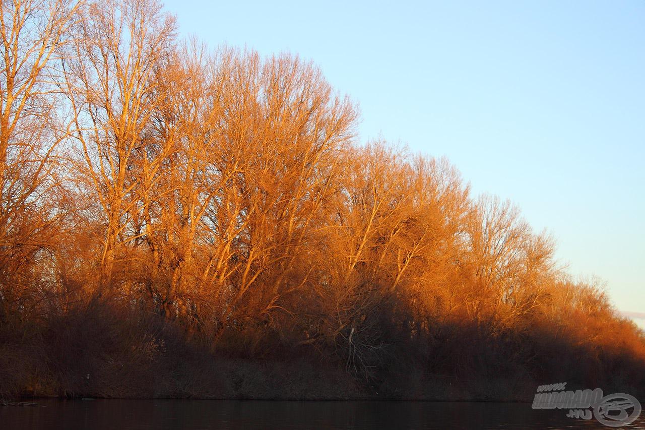 Napkeltétől napnyugtáig horgásztunk