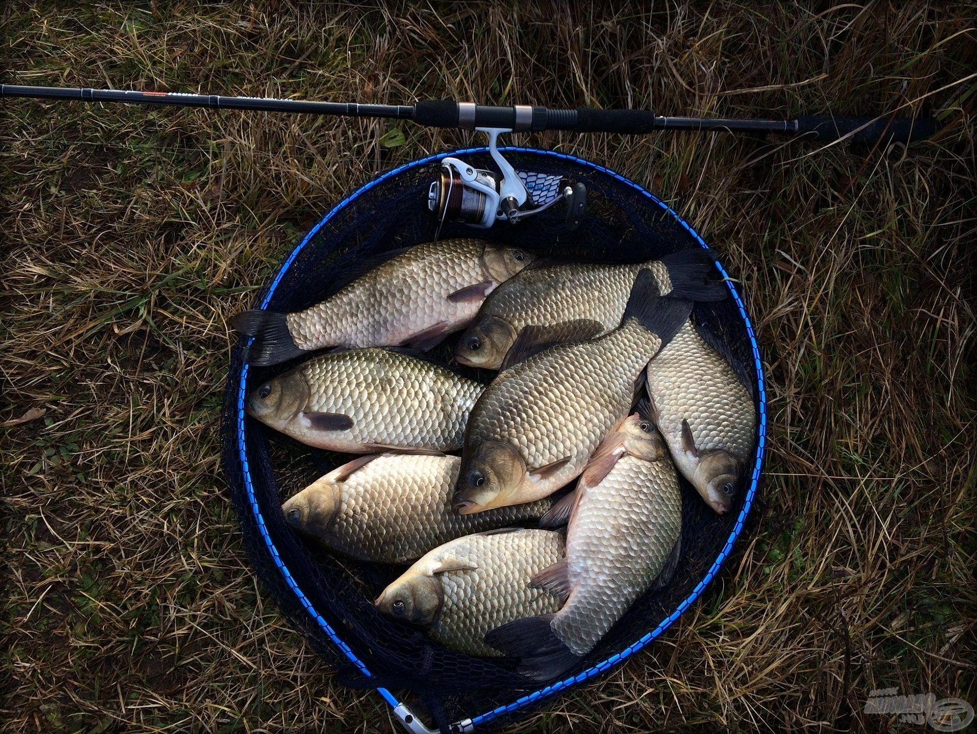 Ezért érdemes télen is horgászni