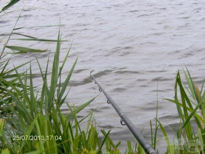 Egy zűrzavaros horgászat