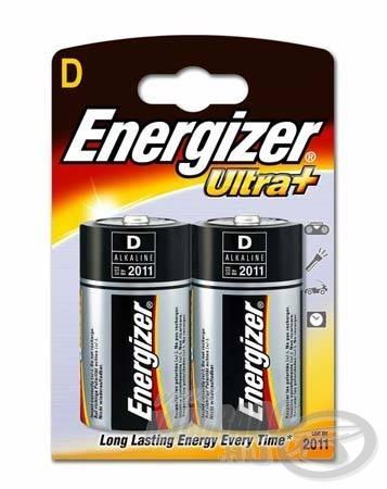 Az Energizer ULTRA+ tartós elemek ideálisak magas energiaigényű készülékekbe