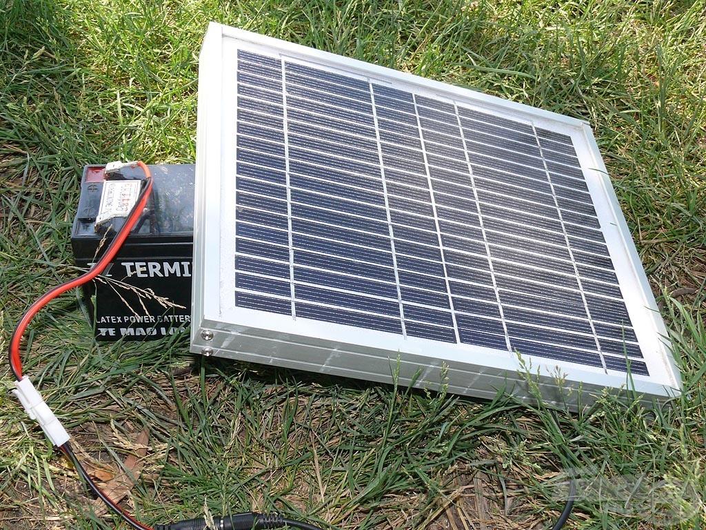 Tölthető vele közvetlenül az akkumulátor és a távirányító is