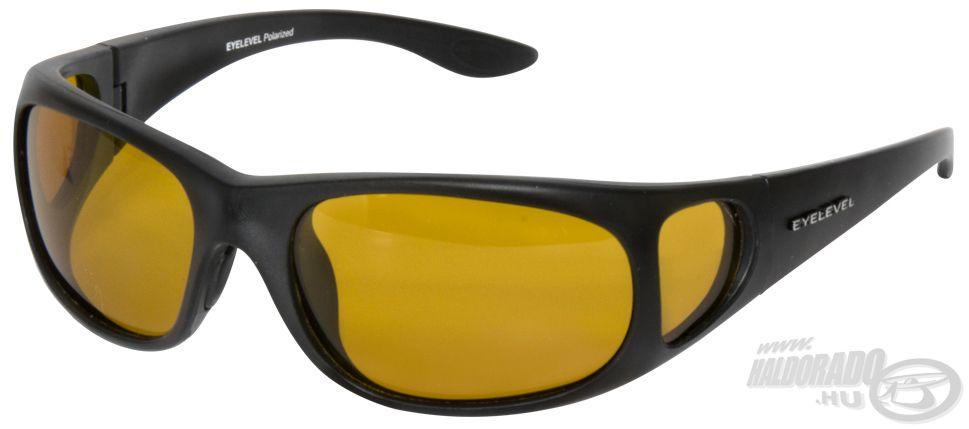 A Stalker II szemüveg főként borongós időben és naplementében előnyös, ahol már korlátozottak a látási viszonyok. Vezetéshez is kifejezetten ajánljuk, hivatásos sofőrök is használják nap mint nap