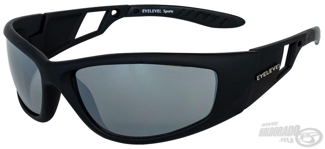 A Combat masszív szára kifejezetten vastag, az ennek köszönhetően zárt szemüveg az oldalról szemünkbe jutó, zavaró sugarakat teljesen kizárja