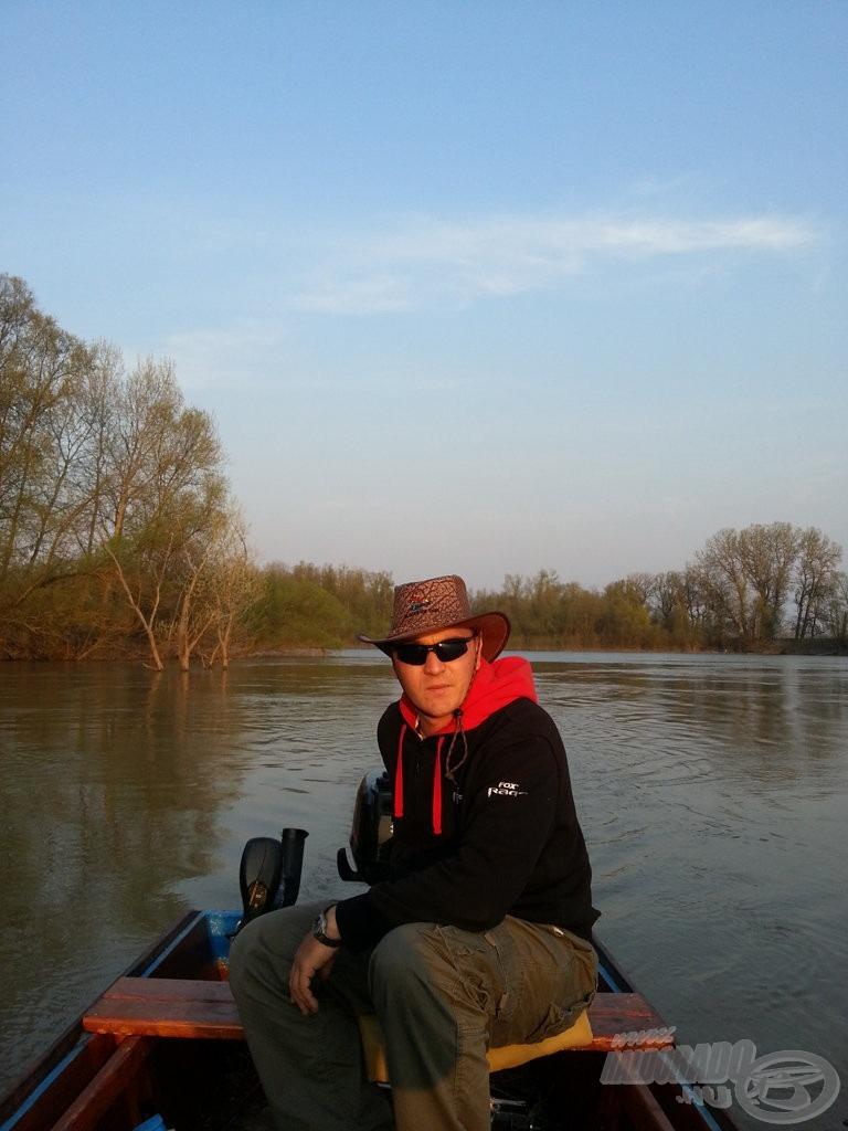 20-án volt az első horgászat, amit szerintem jobb lenne idézőjelek közé tenni