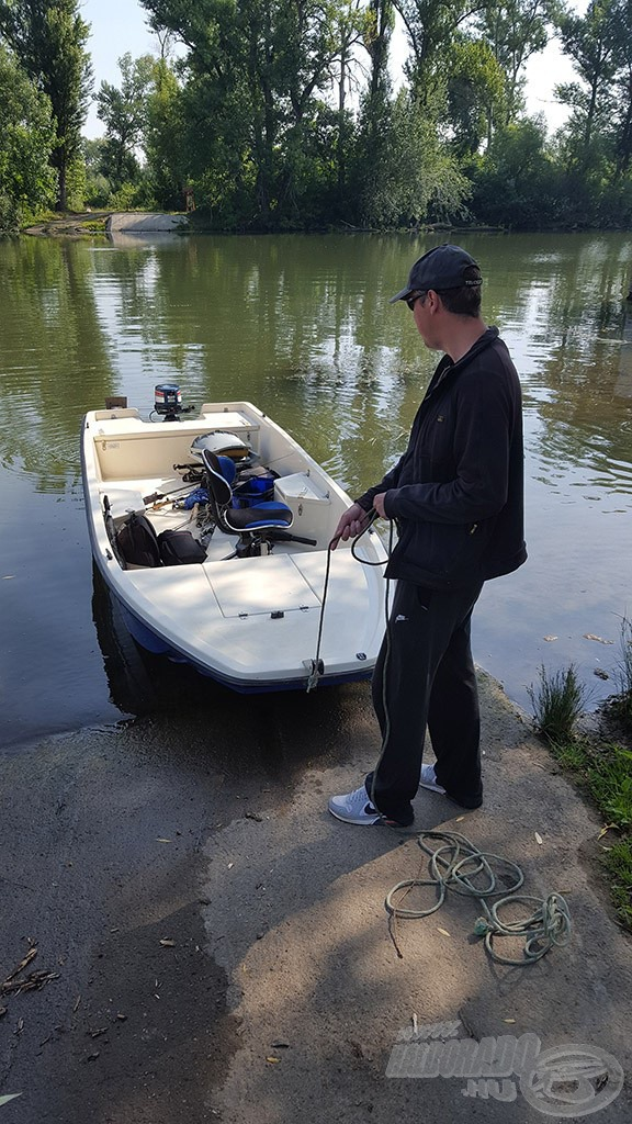 Nincs az a csónakméret, amit ne tudnék telepakolni