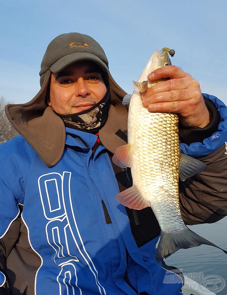 Sanyi utolsó hala – ami ezúttal egy twisterre jött – sem volt kisebb társainál