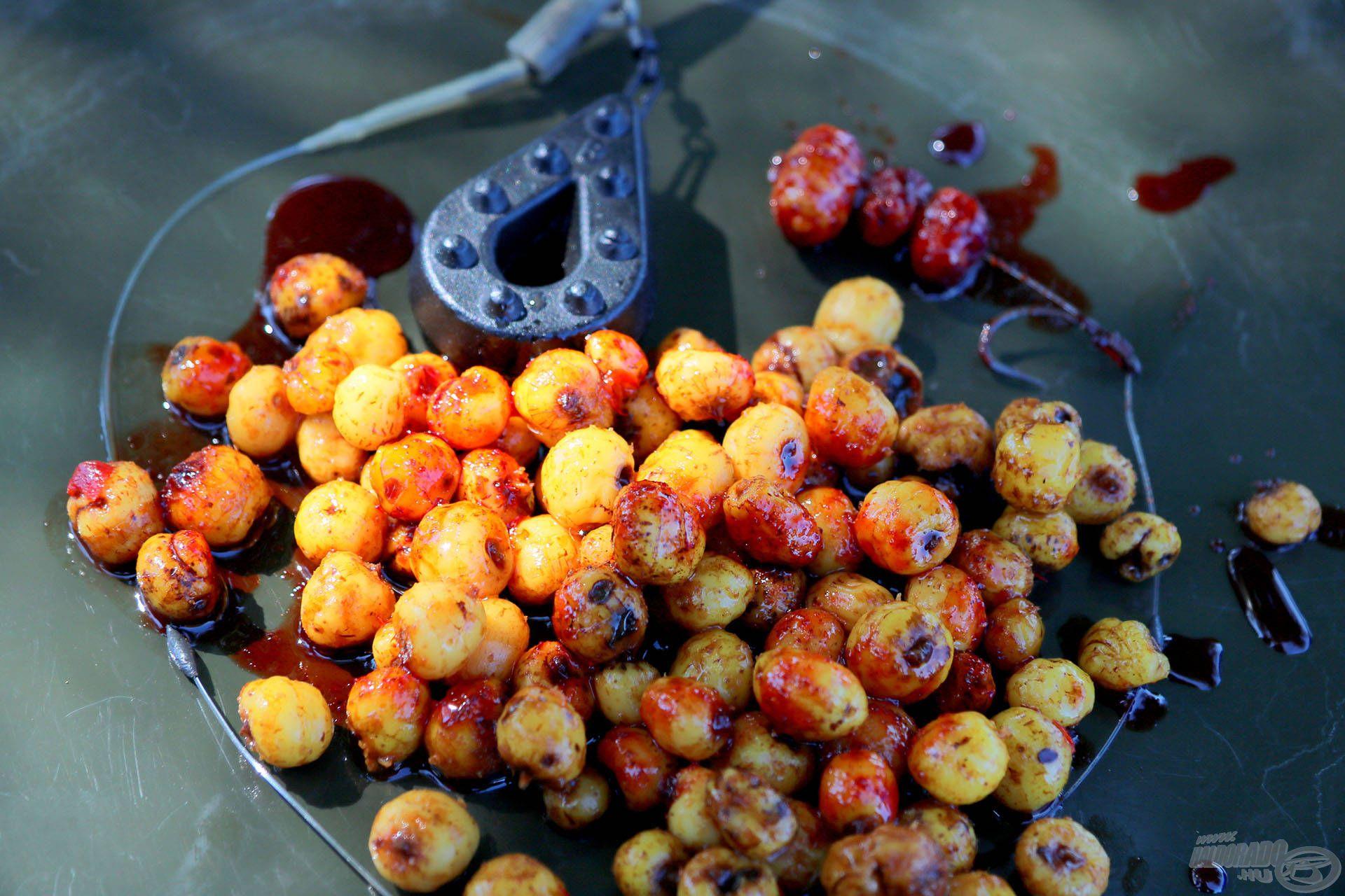 Chilis finomság és koncentrált etetés – ez gyakran segít