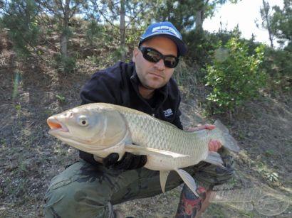 Fluo-siker, avagy egy csodás horgászat a kavicsbánya tavon