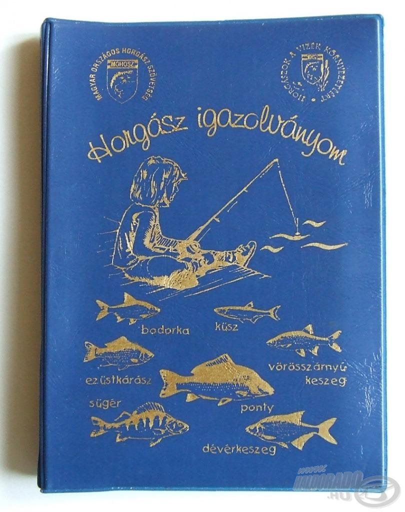 A turista állami horgászjegyhez nem szükséges a horgász egyesületi tagság