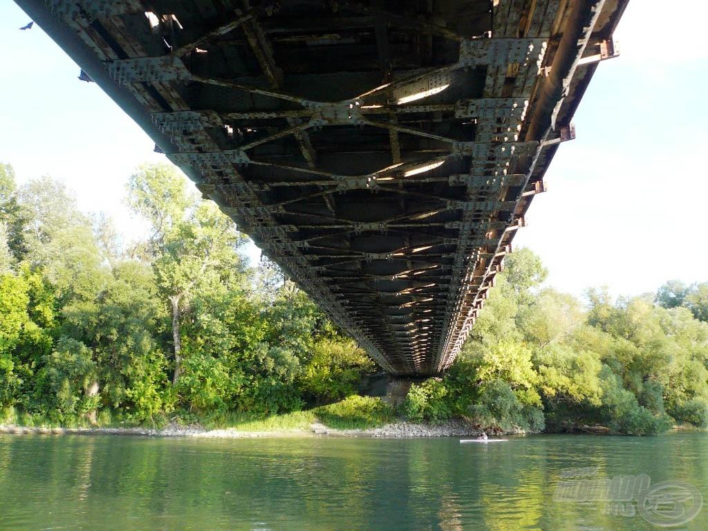 Híd! Még visszatérünk, addig össze ne roskadj a rozsdától!