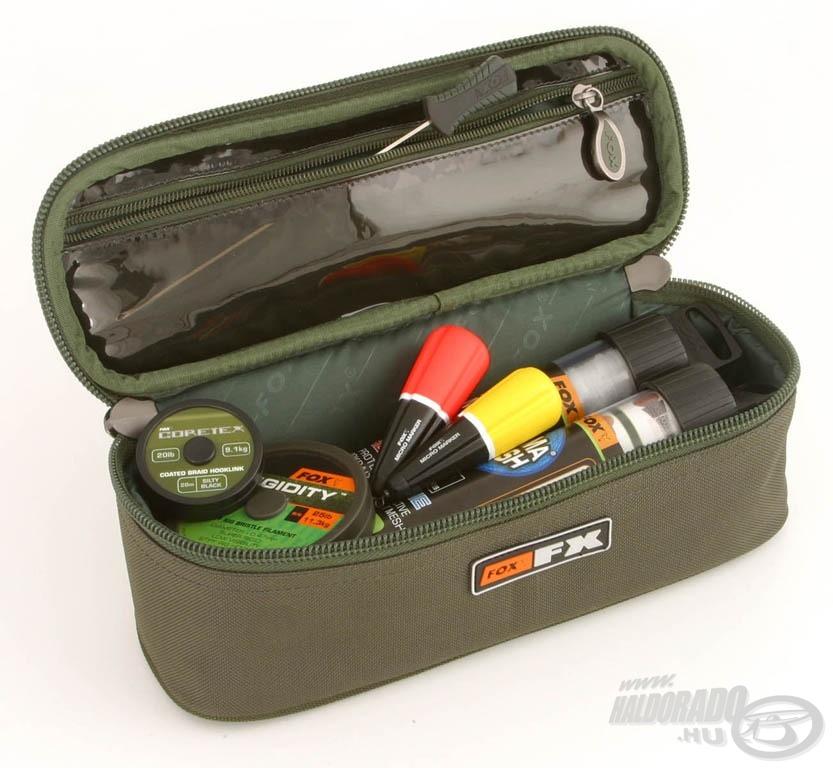 FOX FX aprócikk táska vékony mérete: 29 x 9,5 x 9,5 cm