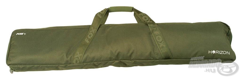 A FOX Horizon Pod táska a FOX Horizon bottartó állványhoz készült